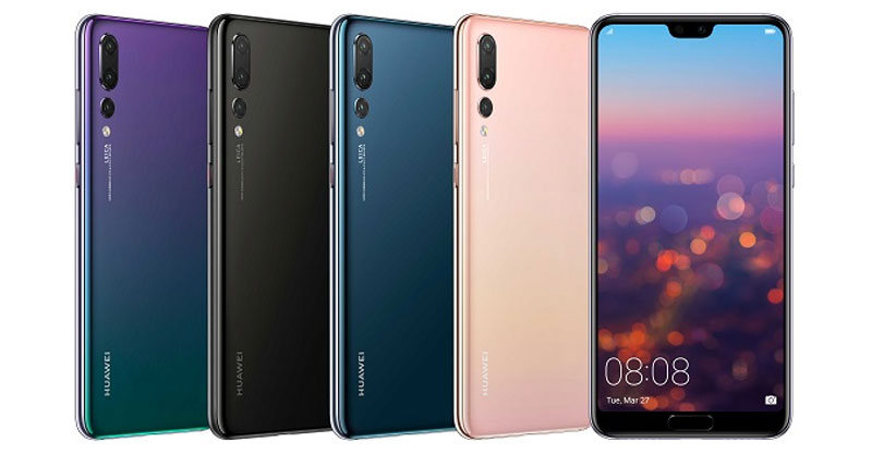 Huawei P20 Pro Profile