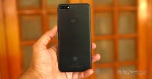 Huawei Y7 Prime 2018 Review Pakistan