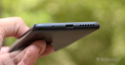 Infinix S3 Review - micro USB, loud speaker, mouthpiece