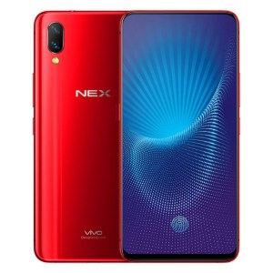 Vivo NEX-S Ruby Red