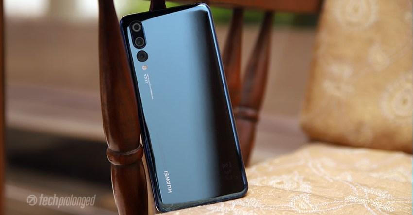 Huawei P20 Pro 40MP Camera