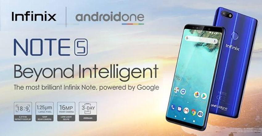 Infinix-Note-5-Pakistan Price