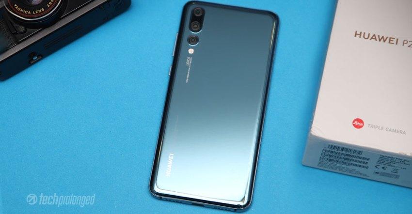 Huawei P20 Pro Review Pakistan