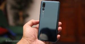 Huawei P20 Pro Shiny Back