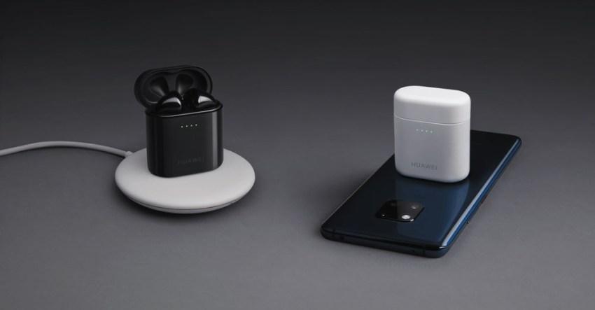 Mate 20 Pro Wireless Charging Reverse