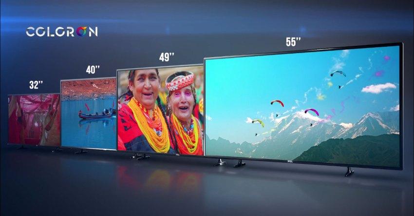 PEL 4K Coloron Smart TV