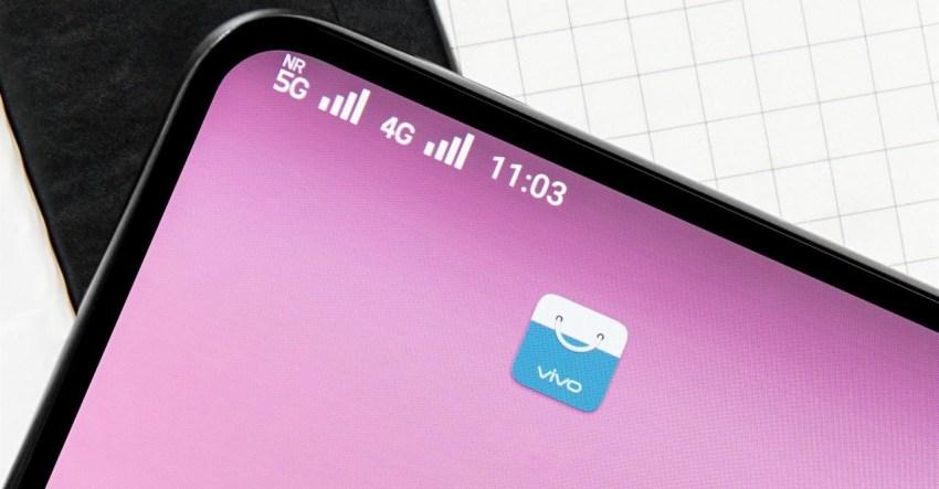 Vivo 5G First Call