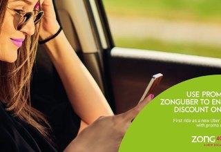Zong 4G Uber Discount