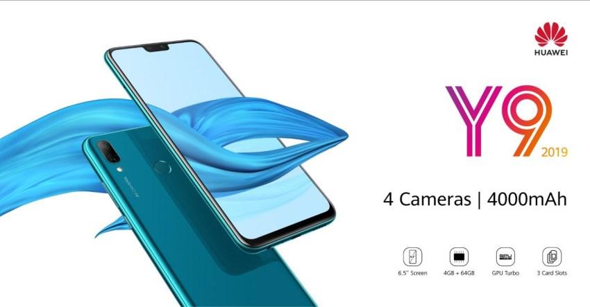 Huawei Y9 2019 Price Pakistan