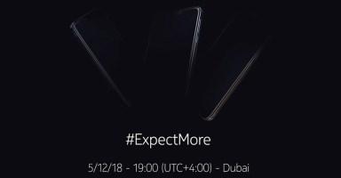 Nokia Launch Event Dubai