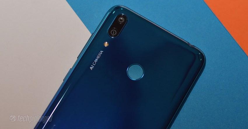 Huawei Y7 Prime 2019 Rear Dual-Camera
