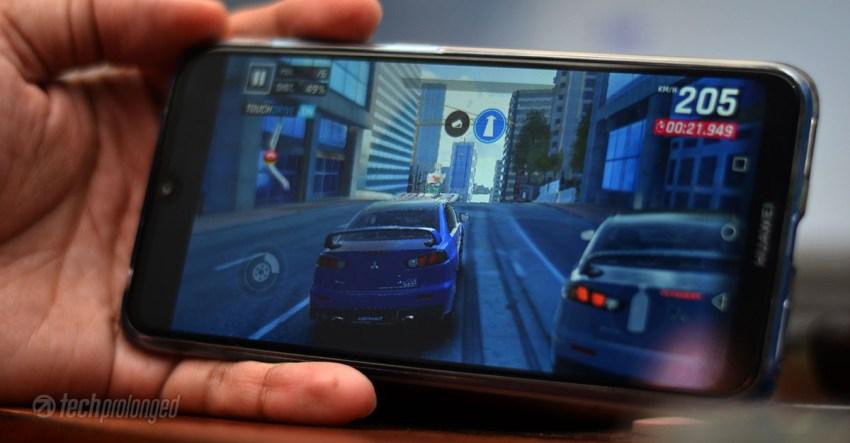 Huawei Y7 Prime 2019 Review Asphalt 9