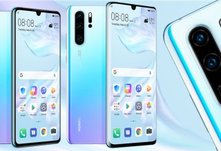 Huawei P30 and P30 Pro Features