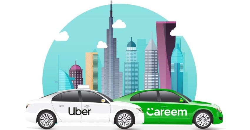 Uber Careem Acquisition