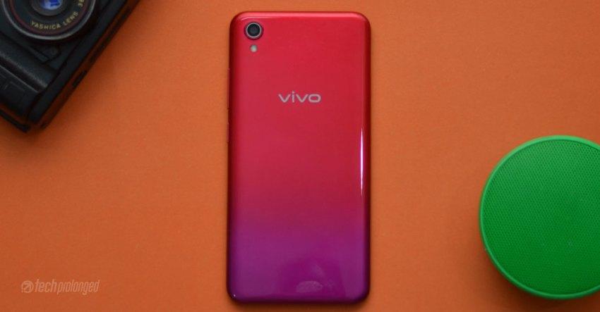 Vivo Y91C Review Design