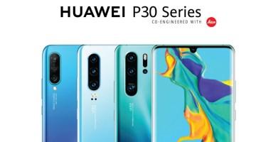 Huawei P30 Series Pakistan Pre-order