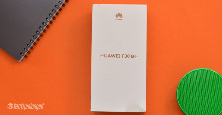 Huawei P30 Lite Retail Box
