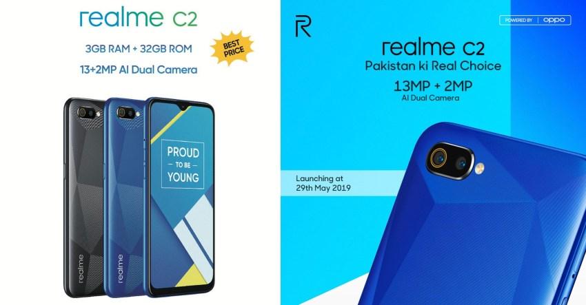 Realme C2 Price Pakistan