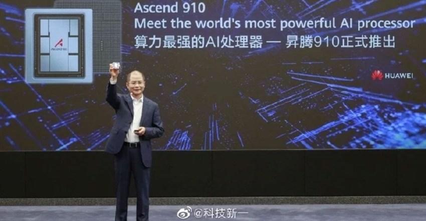 Huawei Ascend 910 AI Processor