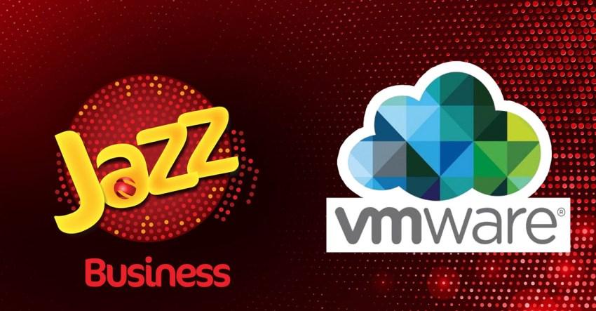 Jazz VMware Pakistan