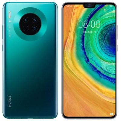Huawei Mate 30 Leaked Render