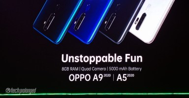 OPPO A9 2020 Launch Pakistan