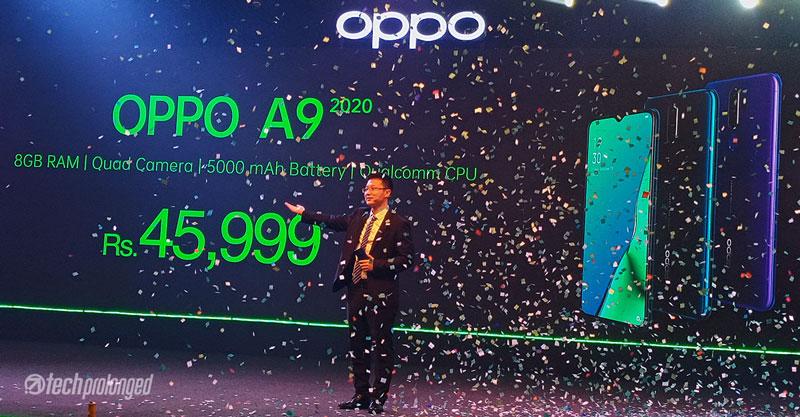 OPPO A9 2020 Price Pakistan