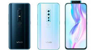 Vivo V17 Pro Leaked Dual Pop-up Camera