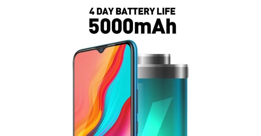 Infinix Hot 8 battery