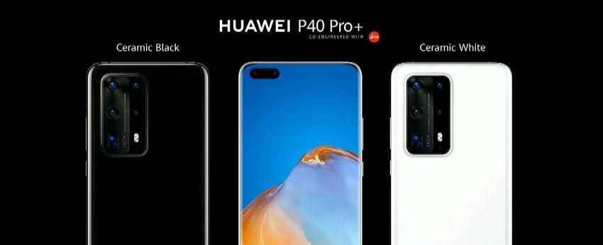 Huawei P40 Pro+ Colour Options