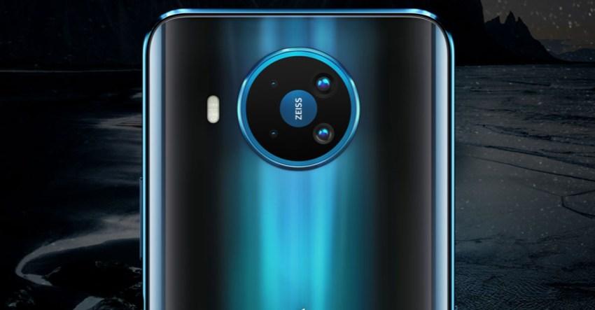 Nokia 8.3 5G Quad Camera