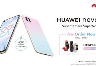 Huawei Nova 7i Price Pakistan