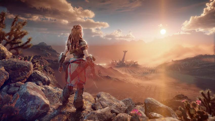 PS5 - Horizon Forbidden West