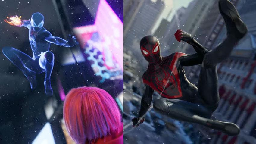 PS5 - Spider-Man: Miles Morales