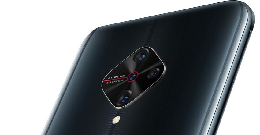 Vivo Y51 Quad-Camera Setup