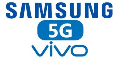 Samsung Vivo 5G Fastest Brands