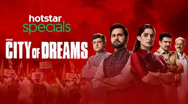 How To Watch City Of Dreams Season 1 For Free! tamilRockers