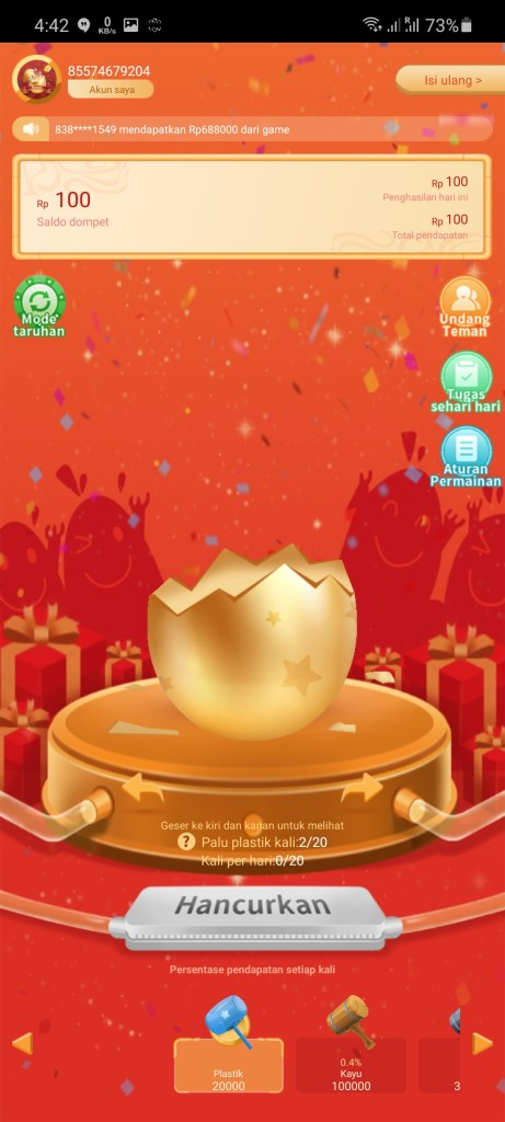Screenshot-of-Twinkling-Android