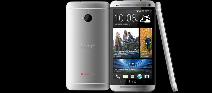 HTC One officially launched in India, Priced at Rs. 42,900 and available end of April