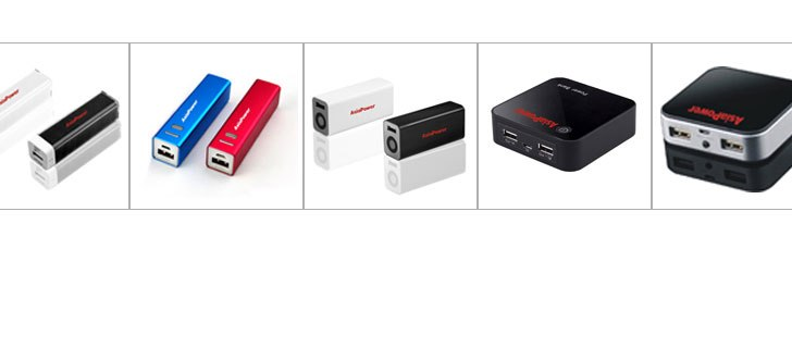 Asia Powercom Powerbank portable chargers to power on the go, starts from Rs. 999