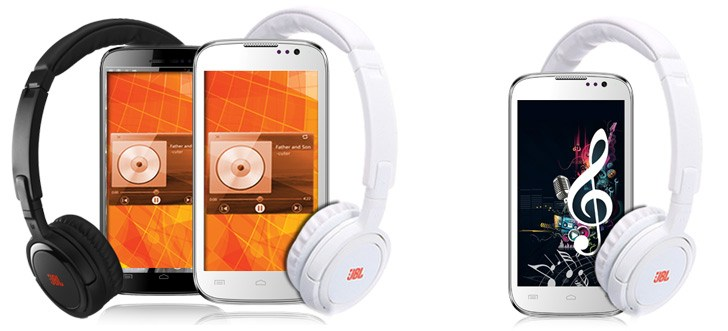 Micromax Canvas Music A88 launched comes with JBL Tempo Headset, MOP of Rs 8499
