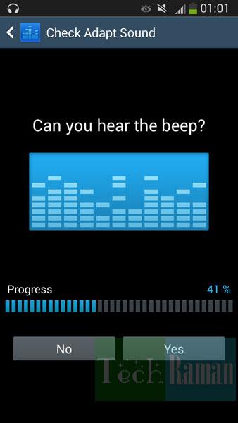 check-adapt-sound