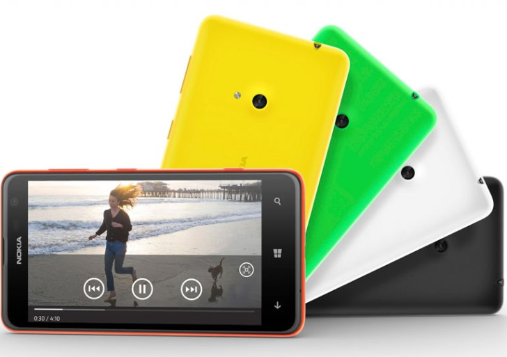 Nokia Lumia 625 with 4.7 inch display launched in India for Rs 19,999