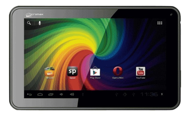 Micromax Funbook P255 tablet listed online for Rs 4,499