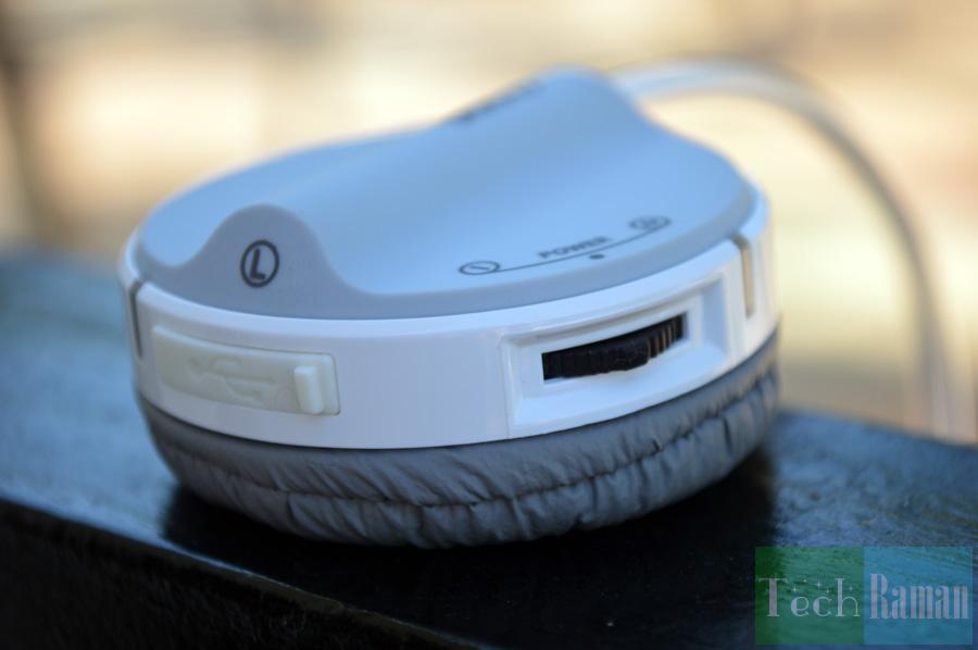 Rapoo-H3070-controls