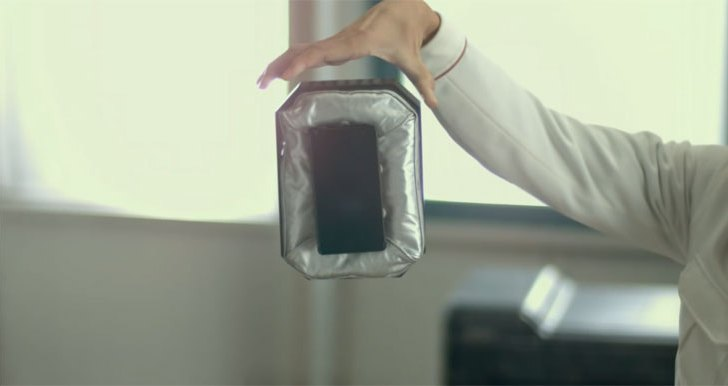 What happens when Honda designs a mobile case? An airbag smartphone case