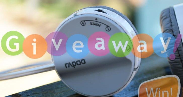 Win Rapoo H3070 Wireless Stereo Headset: TechRaman Giveaway