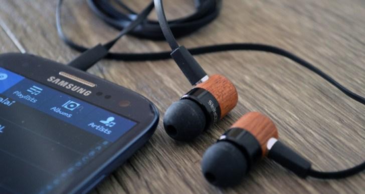 Tekfusion Ecoofers in-ear headphone review