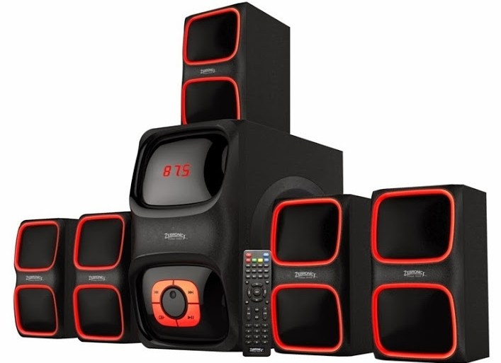 Zebronics adds 4 new models to its 5.1 Sound Monsters, aimed at party lovers