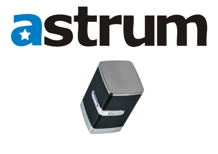 Astrum Symphony BT-027N, a NFC Enabled Bluetooth Portable Speaker Launched